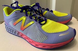 Details about NEW BALANCE ZANTE V2 FRESH FOAM RUNNING SHOES, RAINBOW,  WOMENS US 7, NEW NWOB