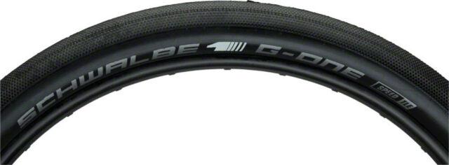 Schwalbe G-One Speed Evo Tl Microskin Folding Road Tire 700 X 38 Bike