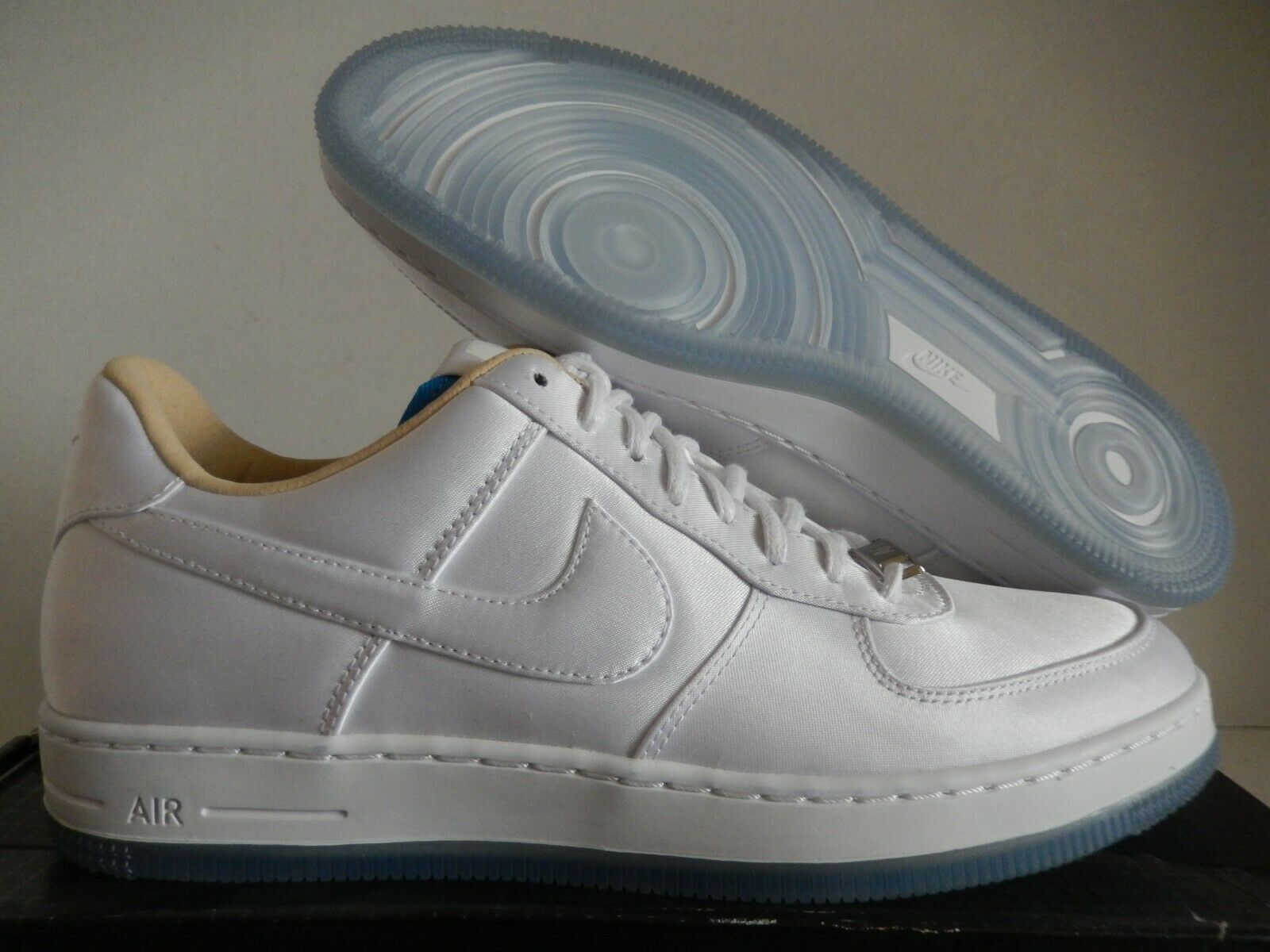 NIKE AIR FORCE 1 DOWNTOWN WHITE AF1