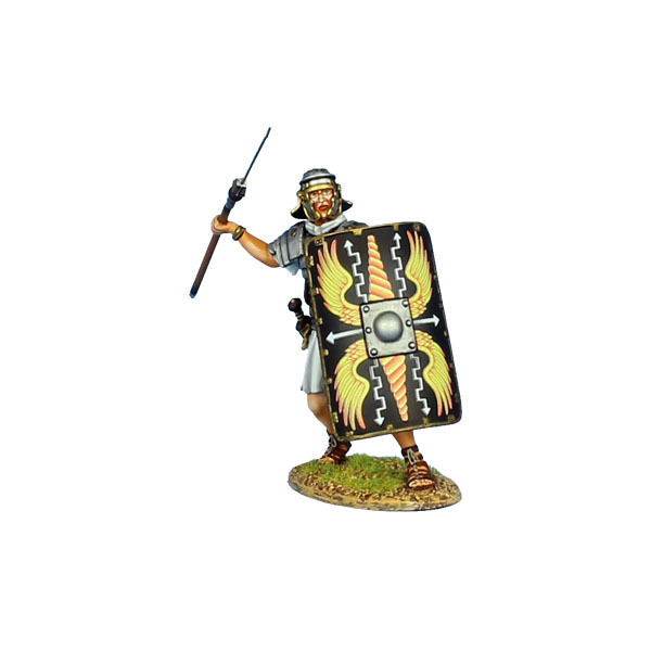 ROM152 Imperial Roman Legionary with Pilum - Legio II Augusta by First Legion