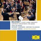 Mozart: Sinfonia Concertante; Flute & Harp Concerto (CD, Nov-2011, DG Deutsche Grammophon)