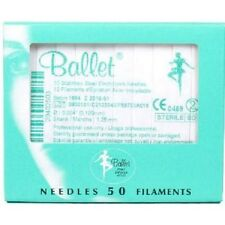 Ballet Electrolysis Needles K3- 50PK