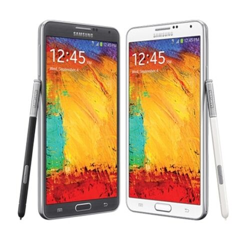 Samsung Galaxy Note 3 III N900 AT&T T-Mobile UNLOCKED GSM Cell Phone 32GB New