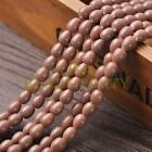 New Arrival 30pcs 9X7mm Teardrop Shape Loose Spacer Glass Beads Coffee