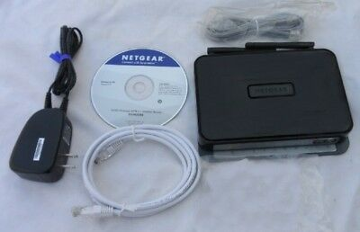 WIFI Internet USB Netgear DGN2200 Wireless N300 GATEWAY Modem Router DSL ADSL2