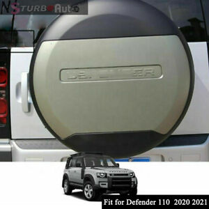Plastic Pangea Green Spare Tyre Tire Cover Fit For Land ...