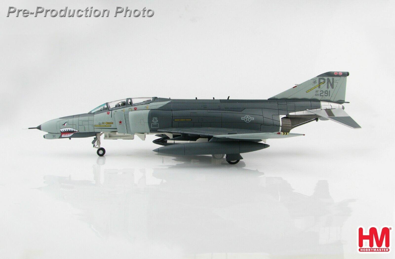 Hobby Master HA19010, McDonnell Douglas  F-4G Wild Weasel 69-0291, 90th TFS, 1990  haute qualité générale