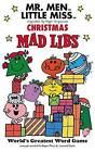 Mr. Men Little Miss Christmas Mad Libs by Price Stern Sloan (Paperback / softback, 2014)