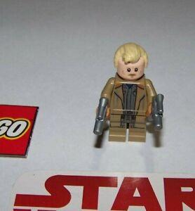 From 75215 Lego Star Wars Tobias Beckett sw0941 Solo Minifigure Figurine New