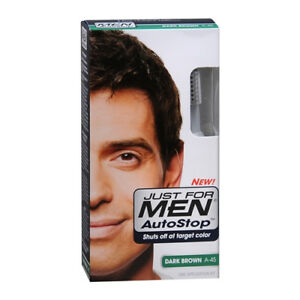 Just-For-Men-AutoStop-Foolproof-Haircolor-Dark-Brown-A-45-1-application