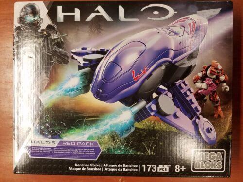 building set Halo Mega Bloks Banshee Strike 173 pcs Halo 5 Req Pack
