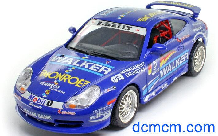1 18 Porsche 911 GT3 Cup (996) 1997 Bburago