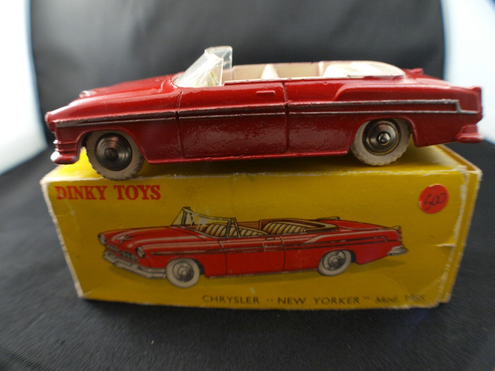 Dinky Toys F N º 24a Chrysler New Yorker 1955 en Caja