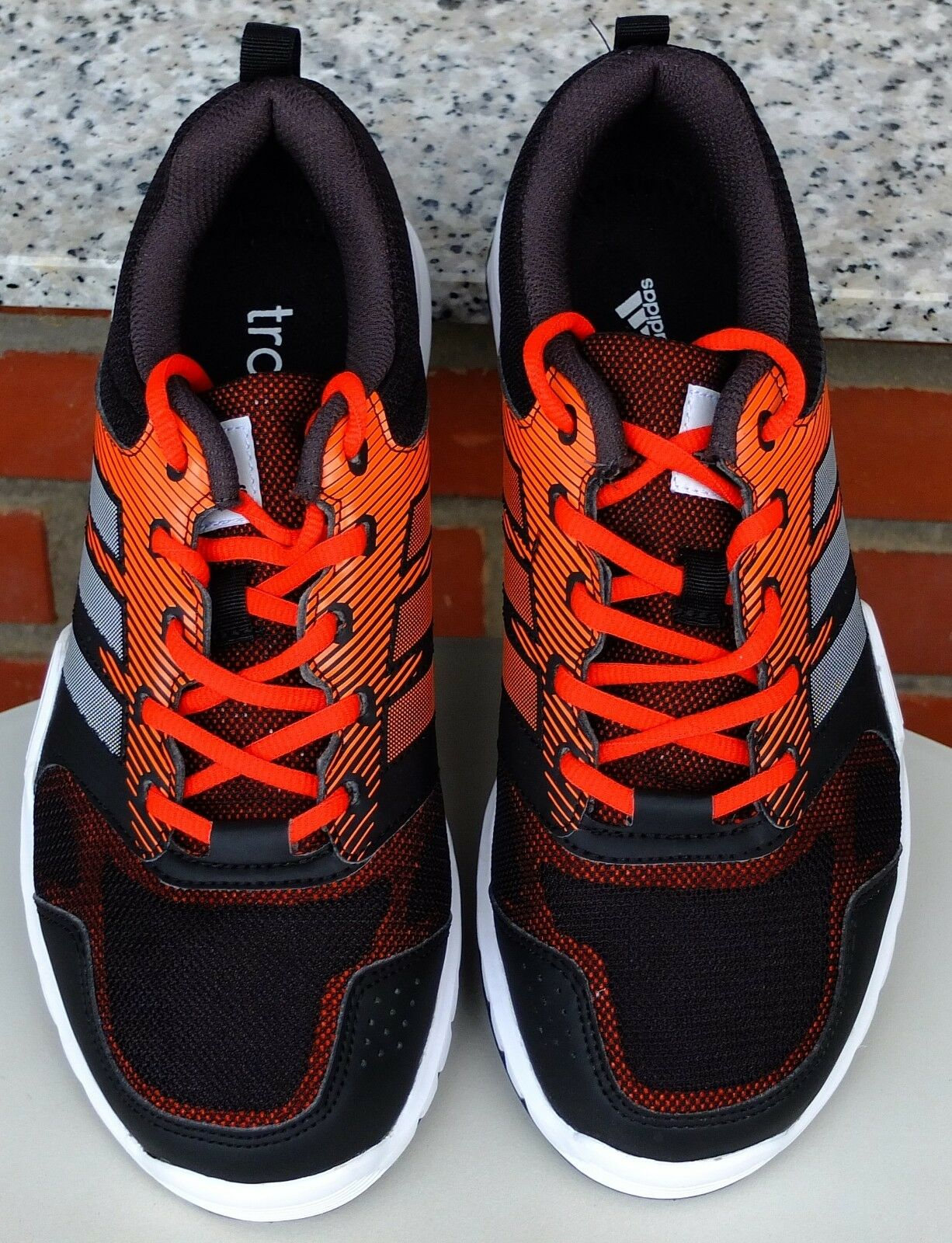 Adidas Essential Star 3 M Sportschuhe Sportschuhe Sportschuhe Hallenschuhe Gr. 40 (UK 6,5) + 44 (UK 9,5)  1673e1