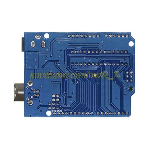 16MHz ATmega328P CH340G UNO R3 Board USB Driver For Replace ATmega16U2