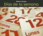 Dias de la Semana by Tracey Steffora (Paperback / softback, 2011)