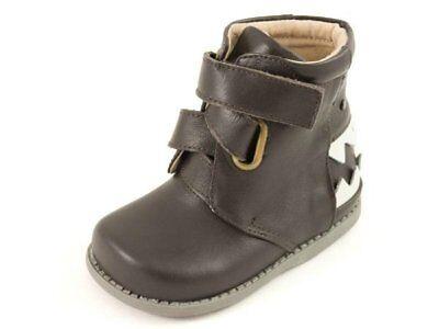 NIB LIVIE /& LUCA Shoes Boots Vega Sable Brown Stars 4 9 10 11 12 13