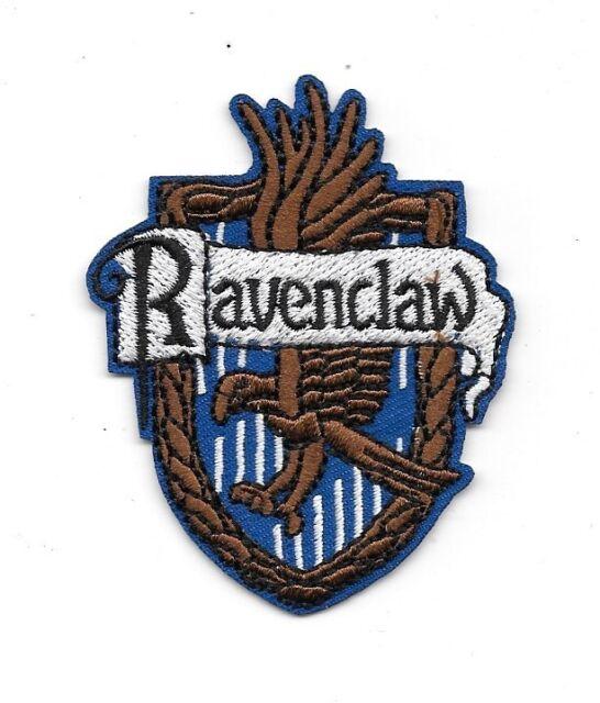 British Patch Harry Potter House Of Ravenclaw Crest Ebay