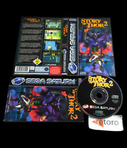 THE-STORY-OF-THOR-2-Sega-Saturn-PAL-Version-Complete