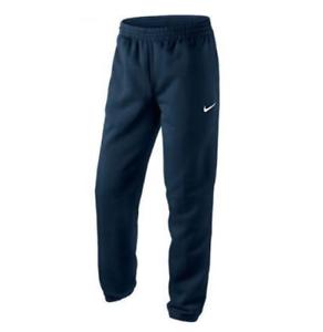 Détails sur Nike Homme Polaire Survêtement à revers Jogging Sports Gym Survêtement Pantalon S M L afficher le titre d'origine