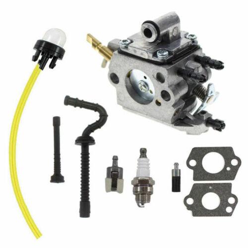 Carburetor Kit For Stihl MS192T MS192TC Chainsaw Part C1Q-S258 Fuel Line