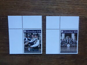GIBRALTAR-2014-SEA-SCOUTS-SET-2-MINT-STAMPS-MNH