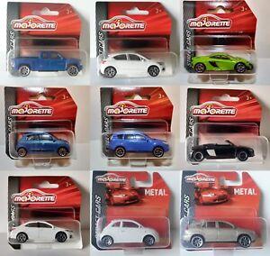 CITROEN-RENAULT-McLaren-Majorette-Street-Cars-diecast-coches-de-metal-1-71-1-54