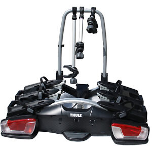 THULE-Coach-276-3-4-Bike-Car-Rack-Bicycle-Carrier-Tow-Bar-Mounted
