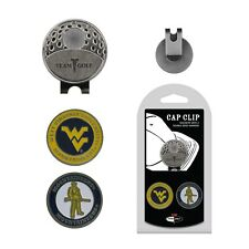 9b56f4ea9d6 item 7 NCAA West Virginia Mountaineer Golf Cap Clip and 2 Ball Markers  Enamel Team Logo -NCAA West Virginia Mountaineer Golf Cap Clip and 2 Ball  Markers ...