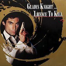 """Gladys Knight Licence to kill (1989) [Maxi 12""""]"""
