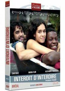 INTERDIT-D-039-INTERDIRE-DVD