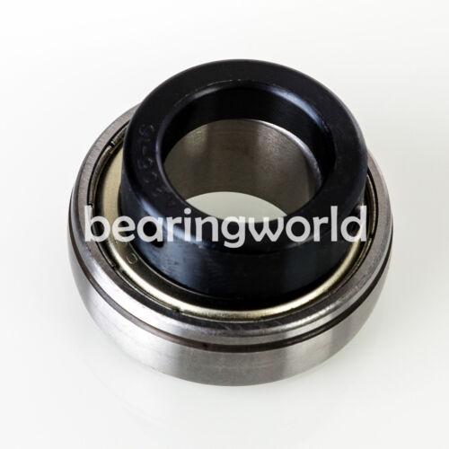 "SA207-22G  Greaseable 1-3//8/"" Eccentric Locking Collar Spherical Insert Bearing"