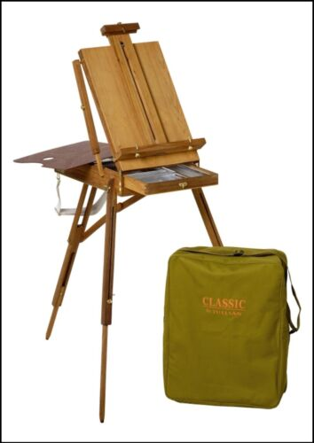 EASEL CLASSIC CARRY BAG FULL SIZE Jillian FRENCH BOX PALETTE Metal Drawer