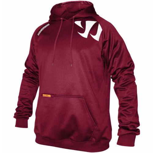 Warrior Herren Jungen Sport Freizeit Eishockey Sweatshirt Pullover Hoodie neu