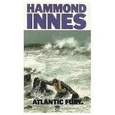 Storm over Atlanten, Hammond Innes, genre: roman