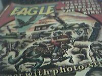 rare comic eagle june 19th 1982