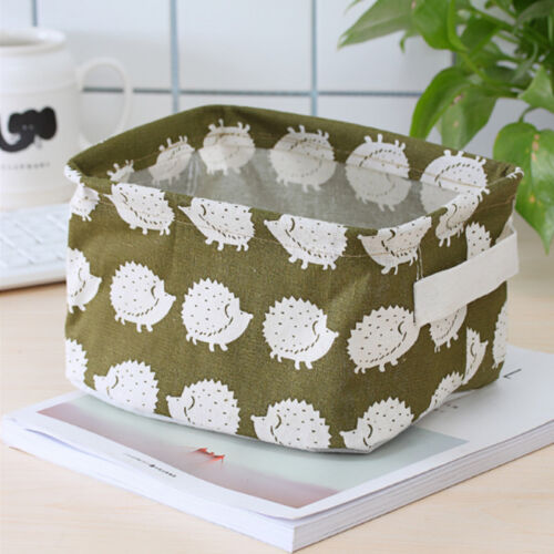 Foldable Portable Simple Basket Pop Up Washing Bag Bin Hamper Make Up Storage