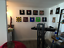Apartment Friendly 3D Printed Vinyl Record Wall Mount Display