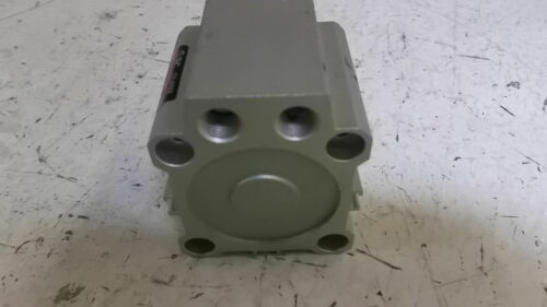 Details about  /SMC CDQP2B40-10D COMPACT CYLINDER *USED*