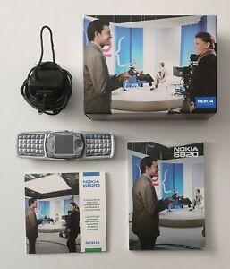 Nokia 6820a Handy (Entsperrt).
