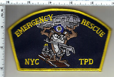 Defunct Agency 5//1995 New York City Housing Police Shoulder Patch Last Issue