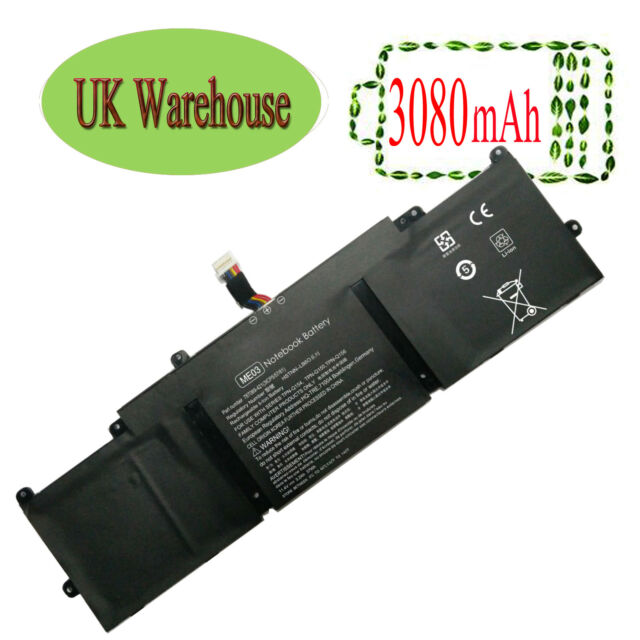 For ME03XL HSTNN-UB6M battery For HP Stream 11 and Stream 13 Notebook PC Series