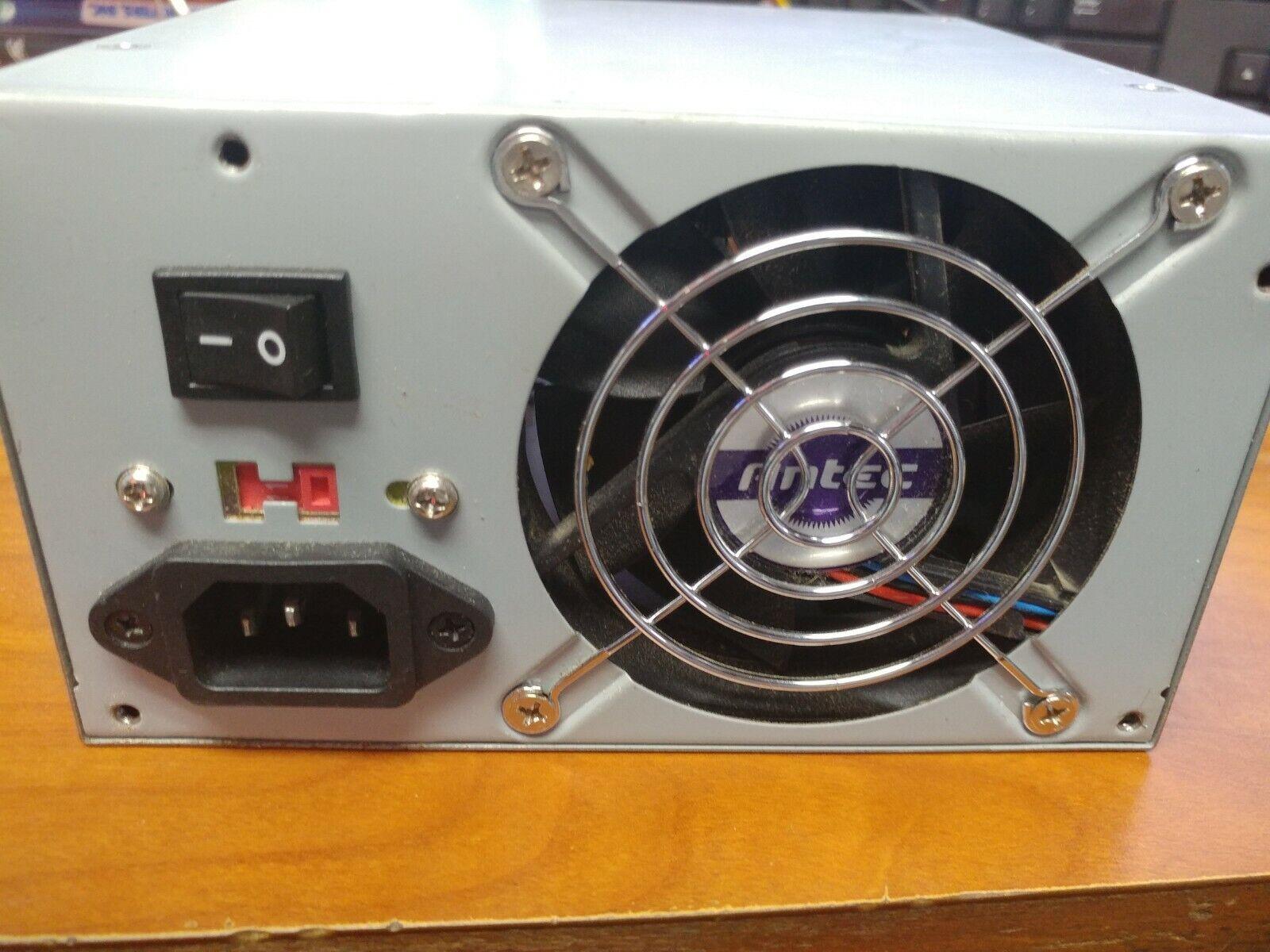 ANTEC 300W ATX POWER SUPPLY