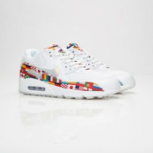super popular 8410f 37176 Image is loading Nike-Air-Max-90-NIC-QS-World-Cup-