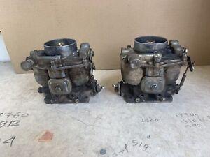 Zenith-36-NDIX-Carburetor-Pinzgauer-710-712-Pair