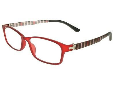 GL2144 Pimlico Red Stripey Unisex  Reading Glasses Goodlookers Book Read Holiday