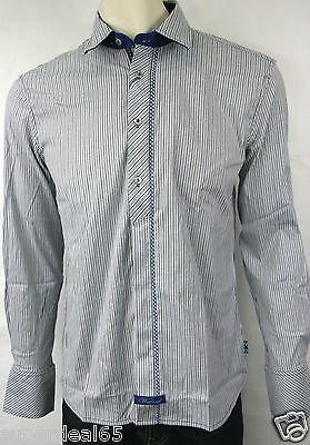 English Laundry Shirt   ELW-940 Creme M