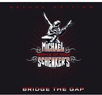 Michael Schenker, Michael Schenker Temple Of Rock - Bridge The Gap [new Cd] Delu on sale