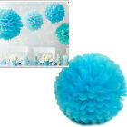 Hot 8'' Wedding Party's Home Outdoor Decor Tissue Paper Pom Poms Flower Balls 2X