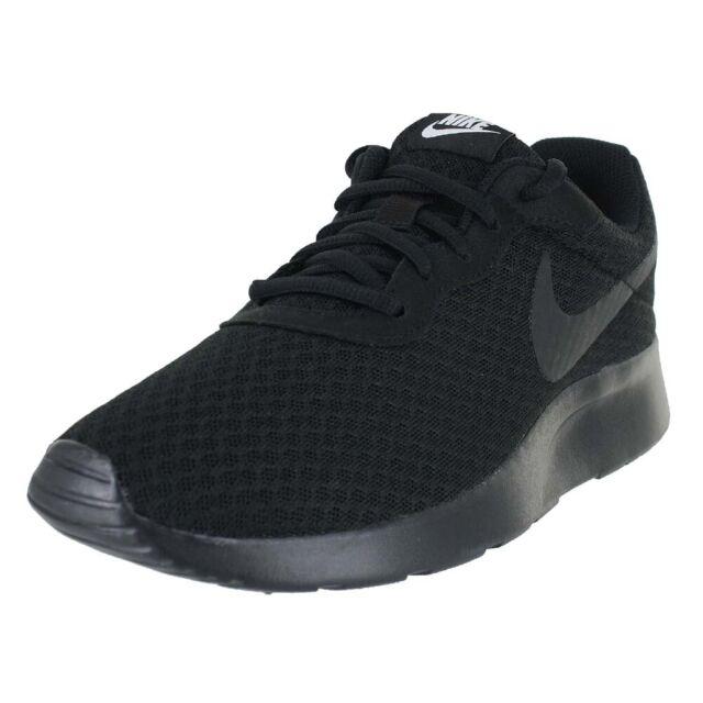 Nike WMNS Tanjun 812655-002 Black White